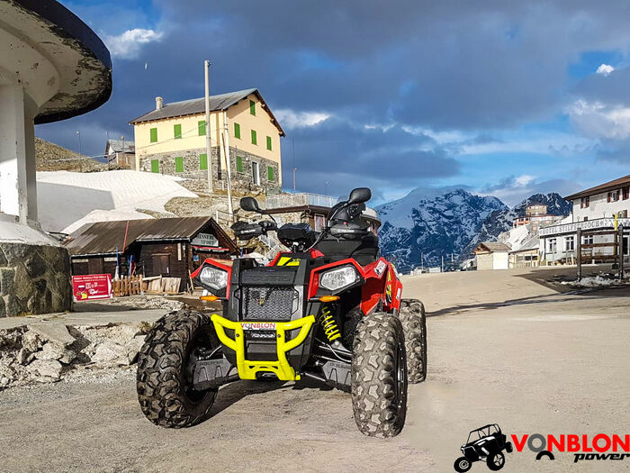 POLARIS SCRAMBLER XP 1000 SPORT