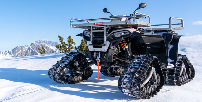POLARIS SPORTSMAN XP 1000 S RAUPENQUAD