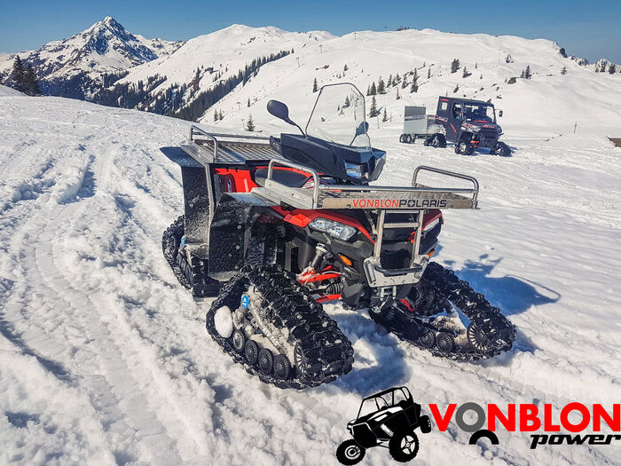 RAUPENQUAD POLARIS SPORTSMAN 1000 XP Profi