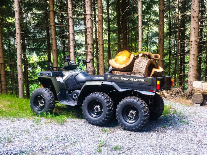 POLARIS SPORTSMAN 570 BIG BOSS