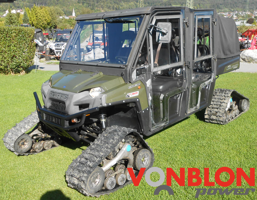 vonblon maschinen gmbh utv ranger rzr sxs. Black Bedroom Furniture Sets. Home Design Ideas